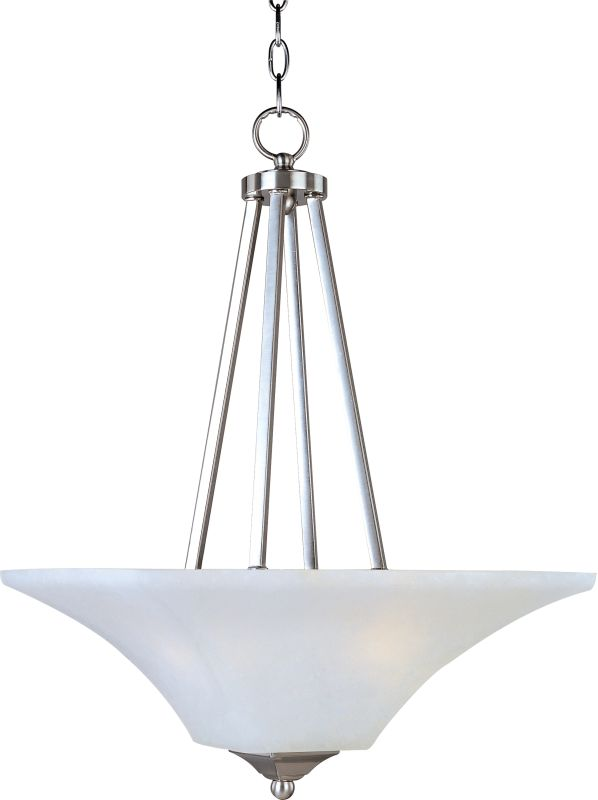 """Maxim 20093 2 Light 16"""" Wide Pendant from the Aurora Collection Satin"""