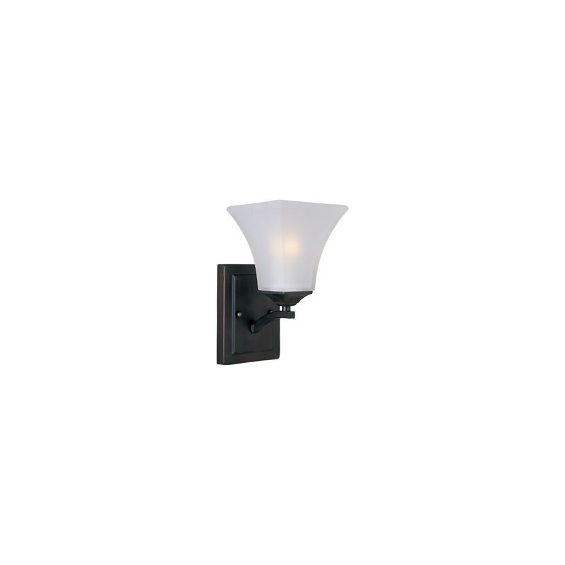 "Maxim 20098 1 Light 10"" Tall Wall Sconce from the Aurora Collection"