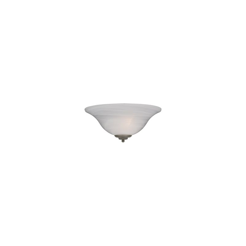 "Maxim 20582 1 Light 6"" Tall Wall Sconce from the Essentials Collection"