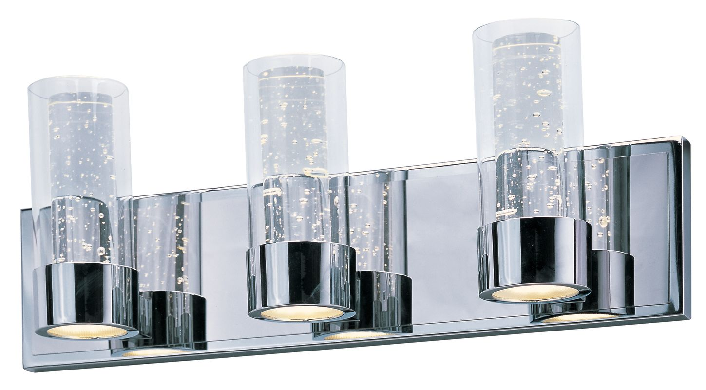 """Maxim 20903 LED 21"""" Wide Bathroom Fixture from the Sync Collection"""
