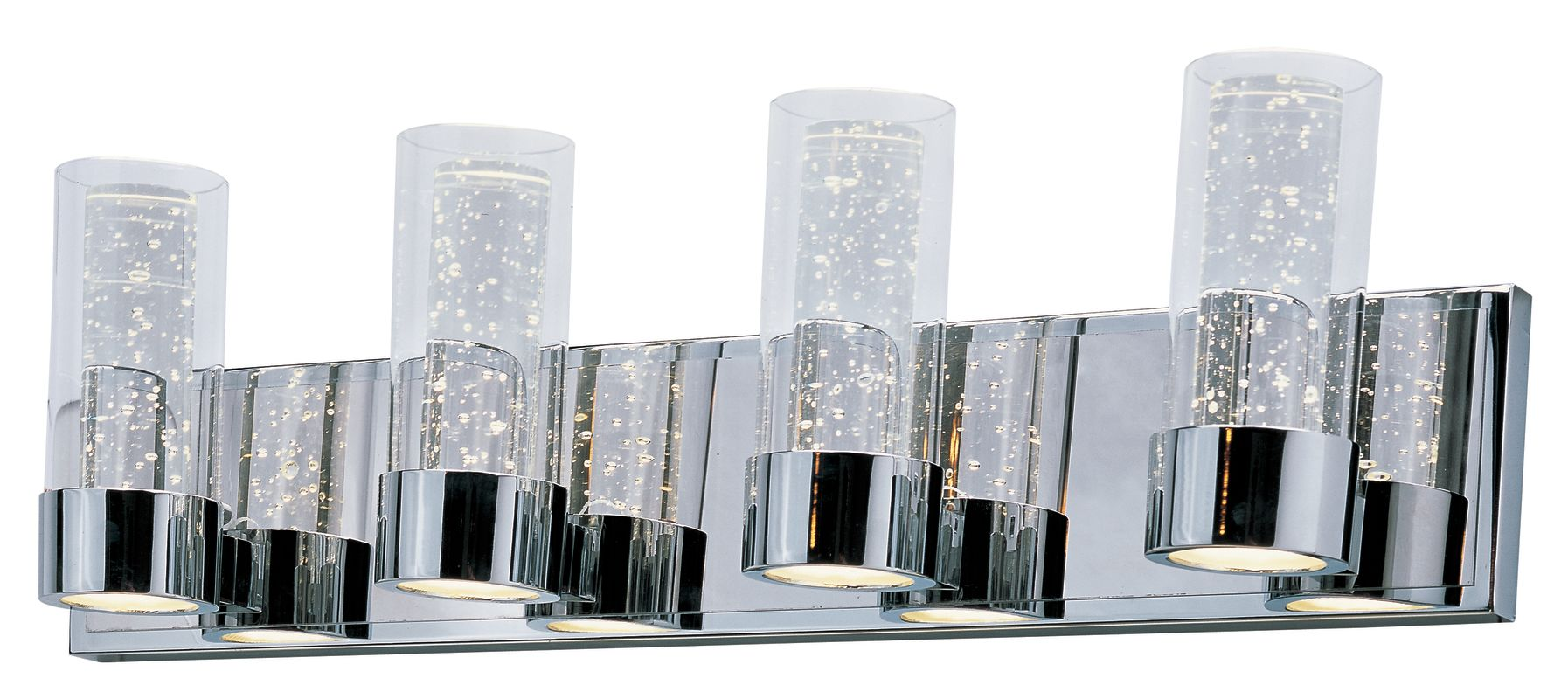 """Maxim 20904 LED 27"""" Wide Bathroom Fixture from the Sync Collection"""