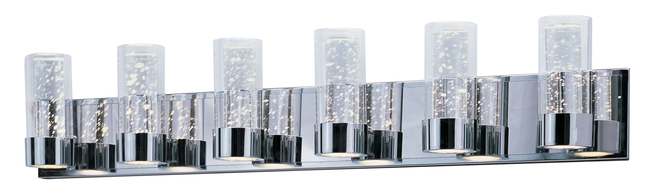 "Maxim 20906 LED 40.5"" Wide Bathroom Fixture from the Sync Collection"