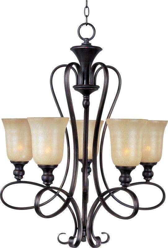 Maxim 21305 Infinity 5 Light Single-Tier Chandelier Oil Rubbed Bronze Sale $340.00 ITEM: bci2629524 ID#:21305WSOI UPC: 783209059542 :