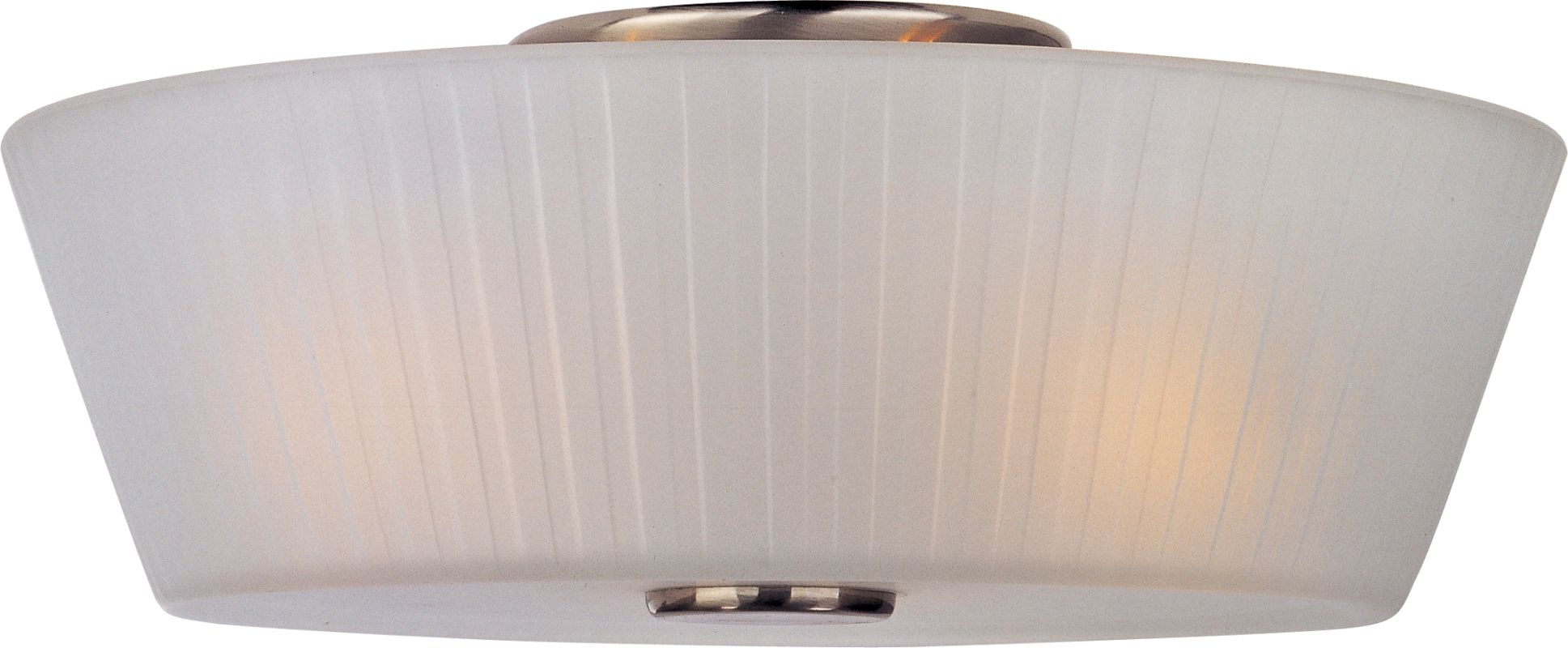 "Maxim 21500 3 Light 13.25"" Wide Flush Mount Ceiling Fixture from the"
