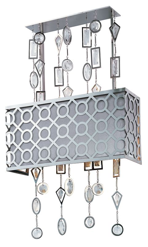 """Maxim 22389 3 Light 26.5"""" Tall Wall Sconce from the Symmetry"""