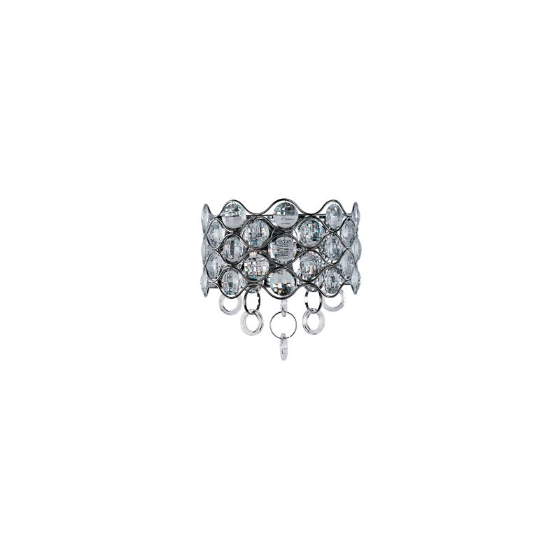 "Maxim 23099 2 Light 11"" Tall Wall Sconce from the Cirque Collection"