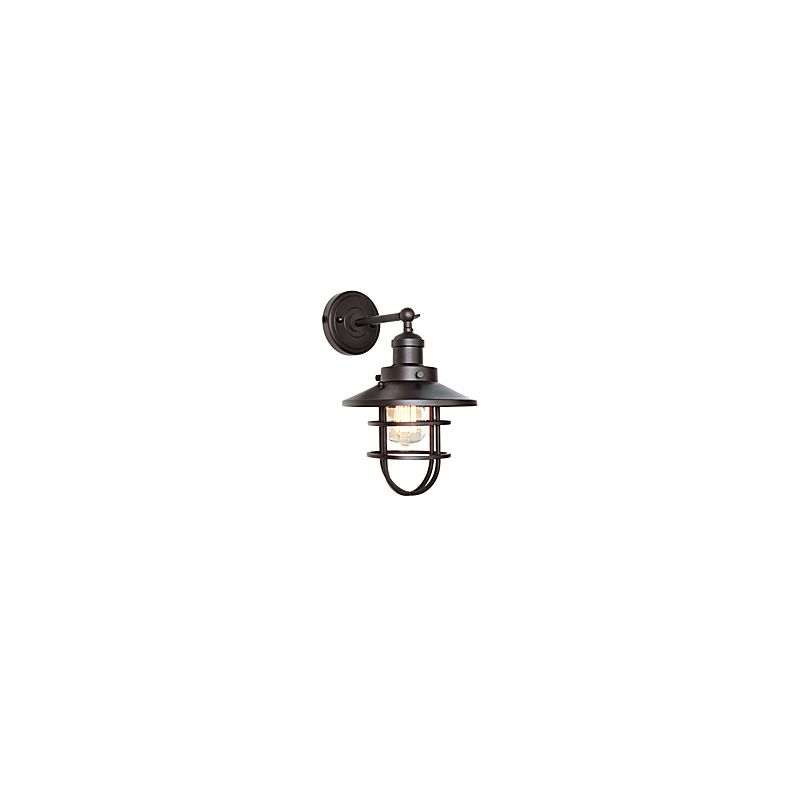 "Maxim 25070 1 Light 13.25"" Tall Wall Sconce from the Mini Hi-Bay"