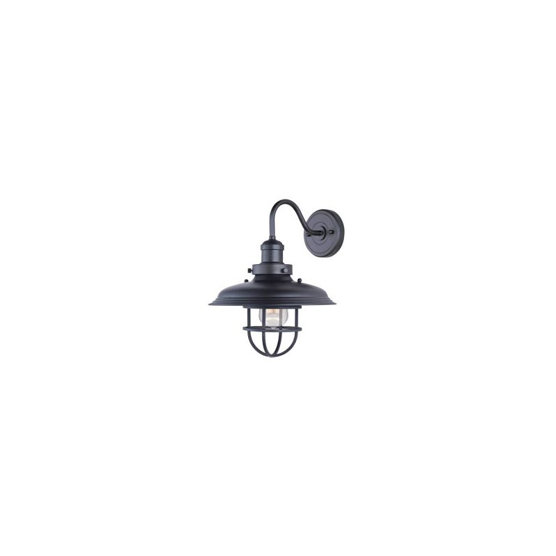 "Maxim 25091/BUI 1 Light 13.25"" Tall Wall Sconce from the Mini Hi-Bay"