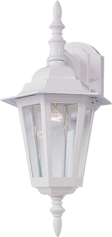"""Maxim 3002 1 Light 14.75"""" Tall Outdoor Wall Sconce from the Builder"""