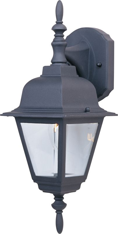 "Maxim 3007 1 Light 16.5"" Tall Outdoor Wall Sconce from the Builder"