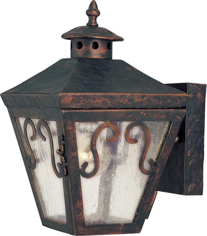 "Maxim 30153 1 Light 10.5"" Tall Outdoor Wall Sconce from the Cordoba"