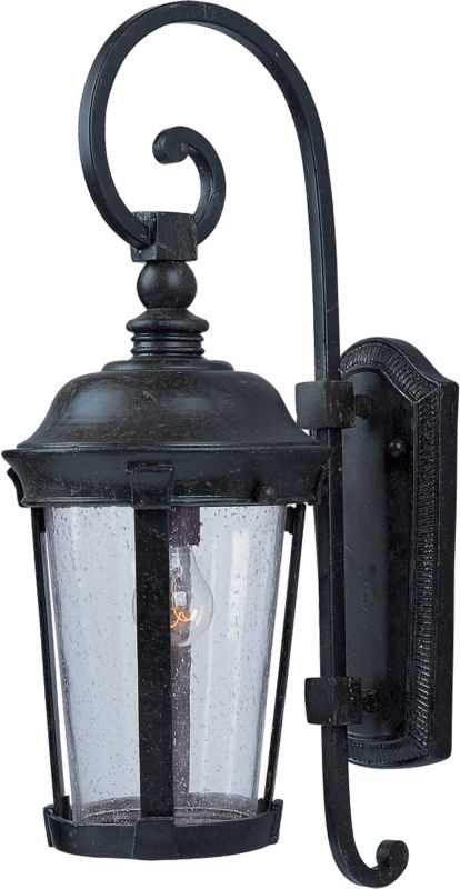 "Maxim 3023 1 Light 19.5"" Tall Outdoor Wall Sconce from the Dover DC"
