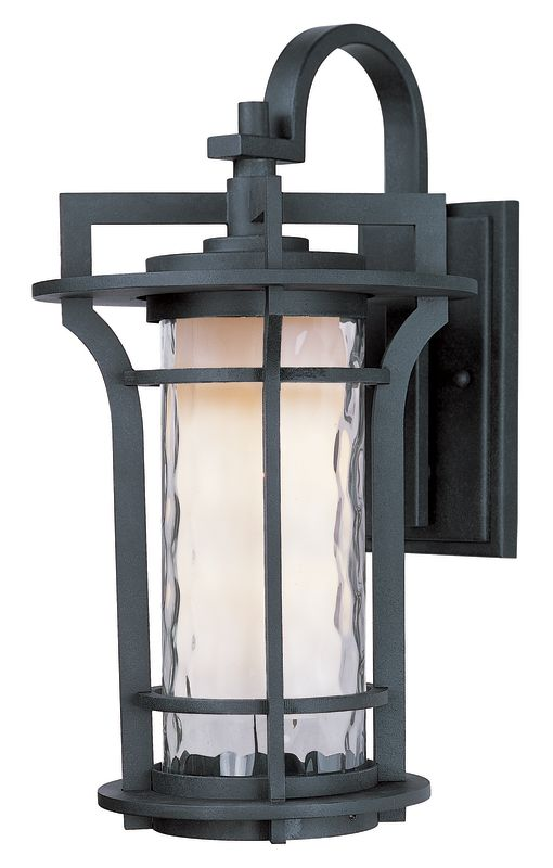"Maxim 30485 1 Light 17.5"" Tall Outdoor Wall Sconce from the Oakville"