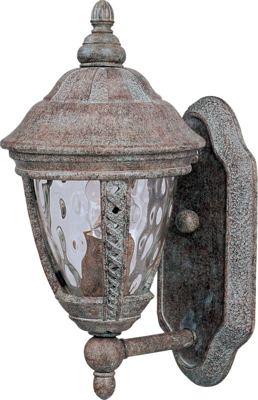 "Maxim 3105 1 Light 13"" Tall Outdoor Wall Sconce from the Whittier DC"