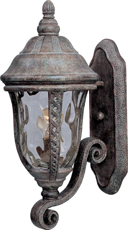 "Maxim 3106 1 Light 18.5"" Tall Outdoor Wall Sconce from the Whittier DC"