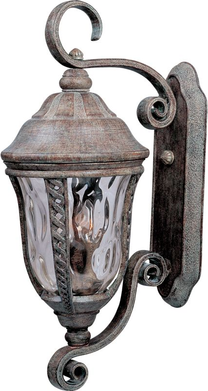 "Maxim 3108 3 Light 25.5"" Tall Outdoor Wall Sconce from the Whittier DC"