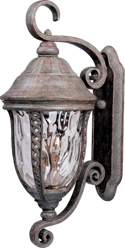 "Maxim 3109 3 Light 30.5"" Tall Outdoor Wall Sconce from the Whittier DC"