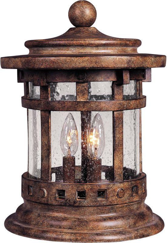 Maxim 3132CD Santa Barbara DC 3 Light Outdoor Deck Light Sienna Sale $134.00 ITEM: bci954162 ID#:3132CDSE UPC: 783209313200 :