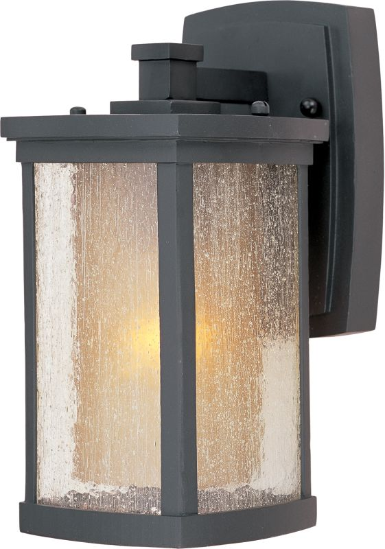 """Maxim 3152 1 Light 11"""" Tall Outdoor Wall Sconce from the Bungalow"""
