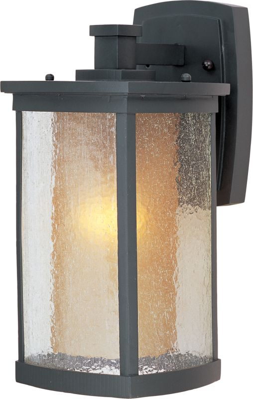 """Maxim 3153 1 Light 13.75"""" Tall Outdoor Wall Sconce from the Bungalow"""