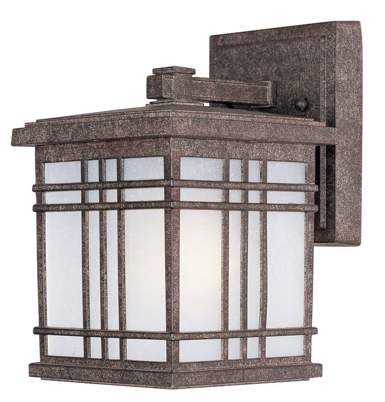 "Maxim 3322 1 Light 9.25"" Tall Outdoor Wall Sconce from the Sienna"