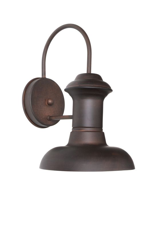 """Maxim 35001 1 Light 9.5"""" Tall Outdoor Wall Sconce from the Wharf"""