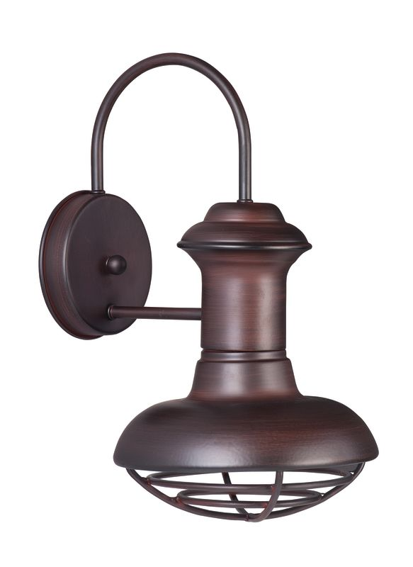 "Maxim 35011 1 Light 14"" Tall Outdoor Wall Sconce from the Wharf"