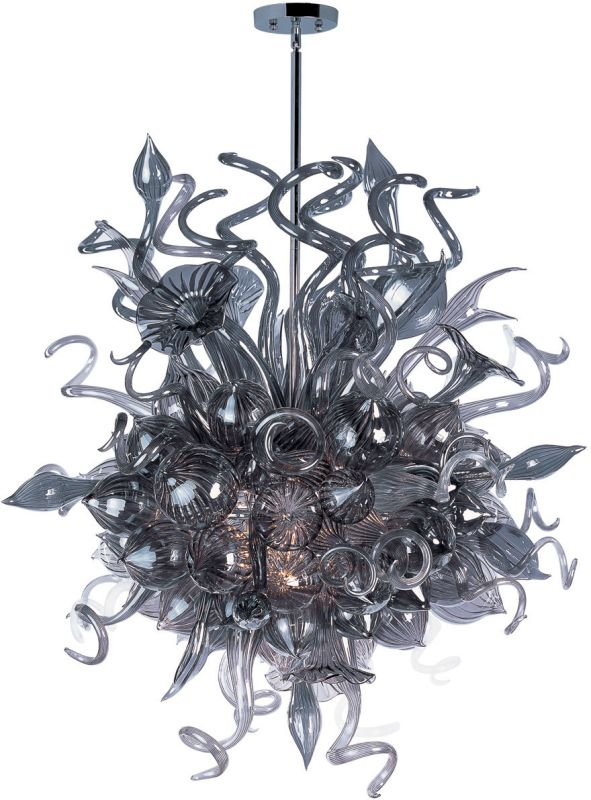 Maxim 39726 Mimi LED 18 Light Single-Tier Chandelier Polished Chrome / Sale $4450.00 ITEM: bci2629618 ID#:39726FMPC UPC: 783209098336 :