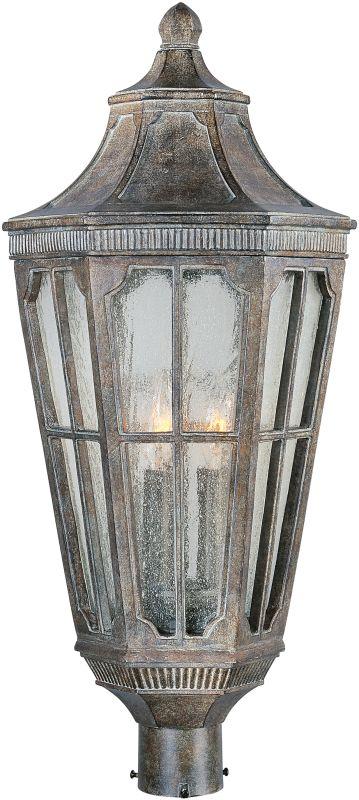 Maxim 40150CD Beacon Hill VX 3 Light Outdoor Post Light Sienna Outdoor Sale $196.00 ITEM: bci880172 ID#:40150CDSE UPC: 783209065369 :