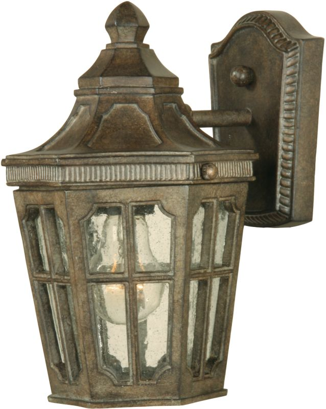 "Maxim 40152 1 Light 11"" Tall Outdoor Wall Sconce from the Beacon Hill"