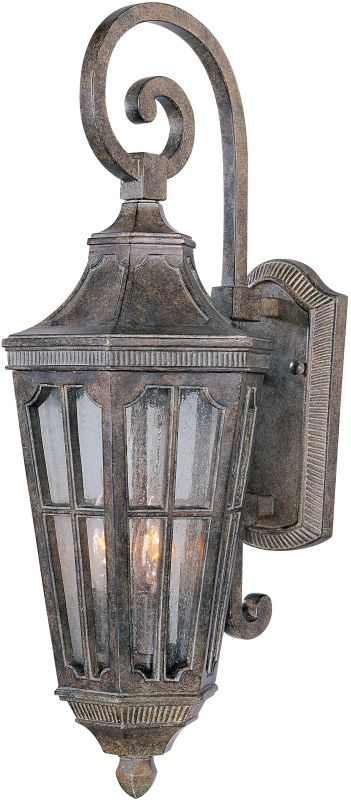 "Maxim 40153 2 Light 24"" Tall Outdoor Wall Sconce from the Beacon Hill"
