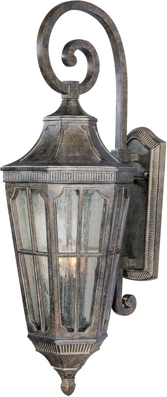 "Maxim 40154 3 Light 30.5"" Tall Outdoor Wall Sconce from the Beacon"