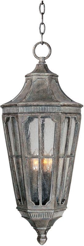 Maxim 40157CD Three Light Up Lighting Outdoor Pendant from the Beacon