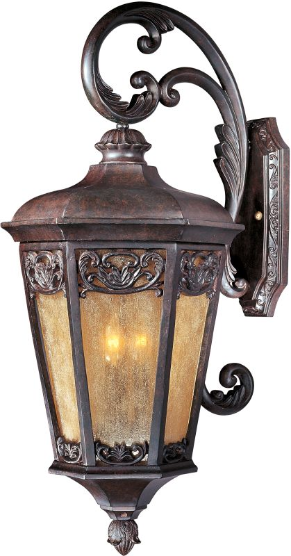 "Maxim 40175 3 Light 30.25"" Tall Outdoor Wall Sconce from the Lexington"