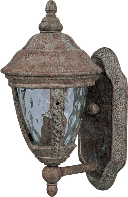 "Maxim 40203 1 Light 13"" Tall Outdoor Wall Sconce from the Whittier VX"
