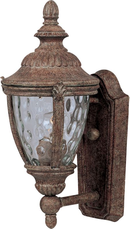 """Maxim 40283 1 Light 14"""" Tall Outdoor Wall Sconce from the Morrow Bay"""