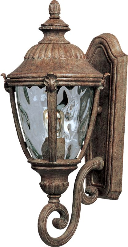 """Maxim 40284 1 Light 20"""" Tall Outdoor Wall Sconce from the Morrow Bay"""
