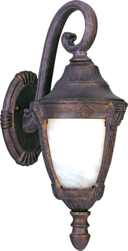 """Maxim 4033 1 Light 20"""" Tall Outdoor Wall Sconce from the Wakefield"""