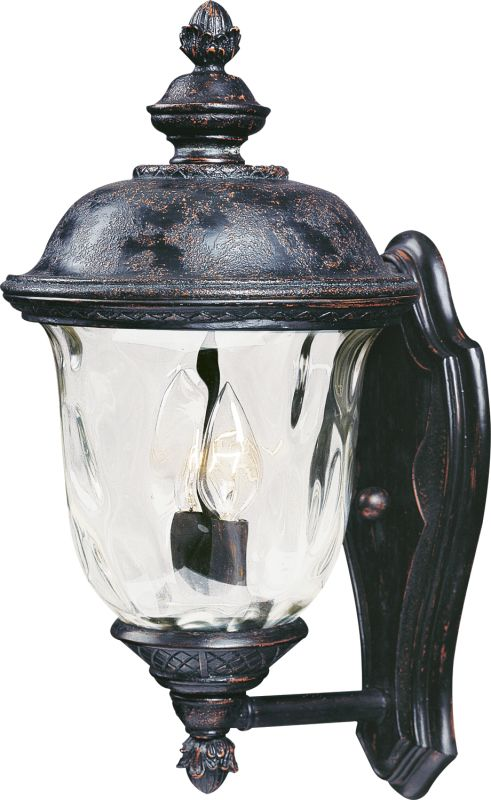 "Maxim 40422 2 Light 16"" Tall Outdoor Wall Sconce from the Carriage"