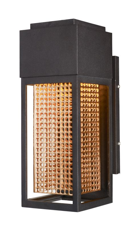 "Maxim 53597 Townhouse 1 Light 12"" Tall LED Outdoor Wall Sconce Galaxy"