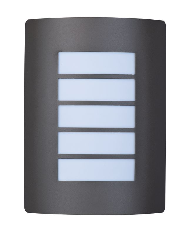"""Maxim 54321 1 Light 10.75"""" Tall Outdoor Wall Sconce from the View EE"""