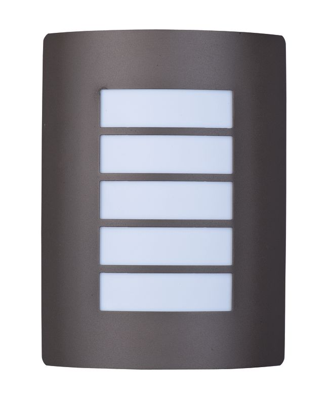 """Maxim 54331 10.75"""" Tall LED Outdoor Wall Sconce from the View"""