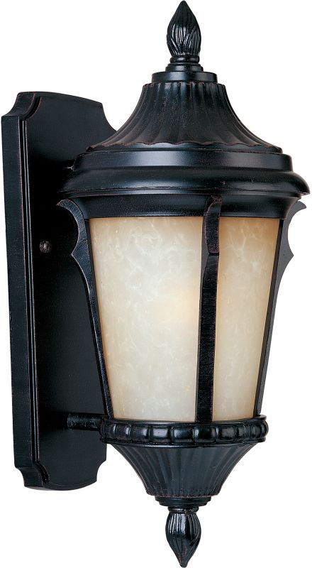 "Maxim 55013 16"" Tall LED Outdoor Wall Sconce from the Odessa"