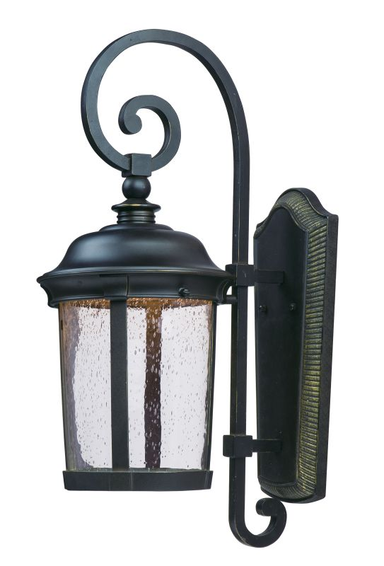 "Maxim 55024 25.5"" Tall LED Outdoor Wall Sconce from the Dover"