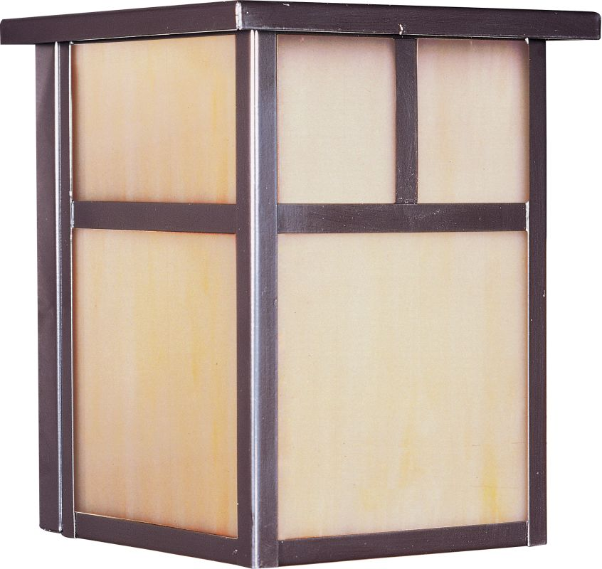 """Maxim 55050 7.5"""" Tall LED Outdoor Wall Sconce from the Coldwater"""