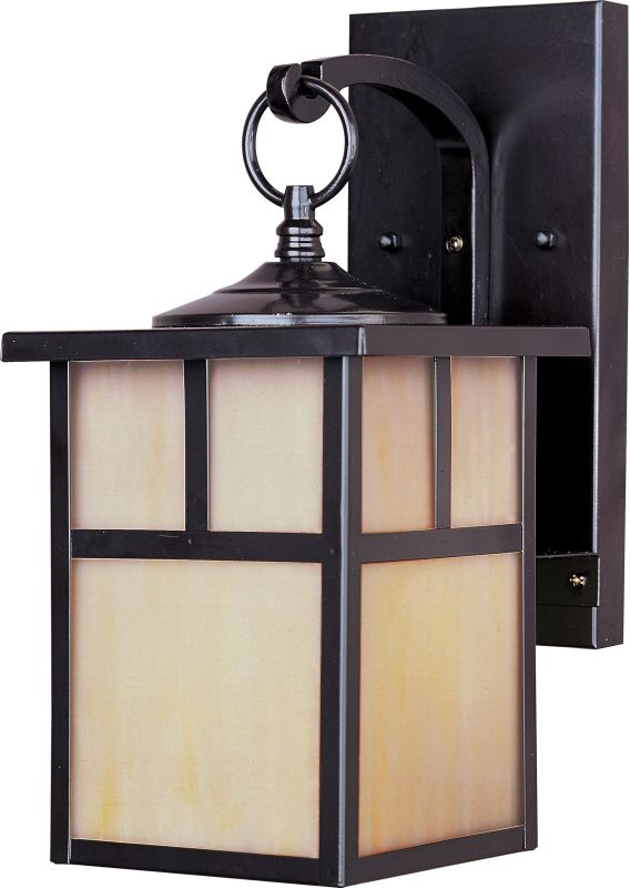 """Maxim 55053 12"""" Tall LED Outdoor Wall Sconce from the Coldwater"""