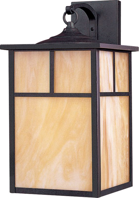 """Maxim 55054 16"""" Tall LED Outdoor Wall Sconce from the Coldwater"""
