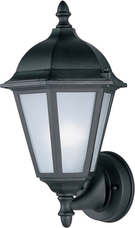 """Maxim 55102 15"""" Tall LED Outdoor Wall Sconce from the Westlake"""