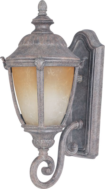 """Maxim 55184 20"""" Tall LED Outdoor Wall Sconce from the Morrow Bay"""