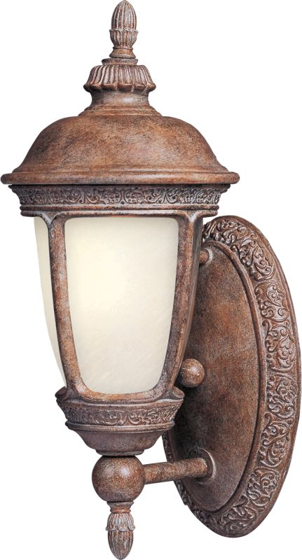 "Maxim 55462 14"" Tall LED Outdoor Wall Sconce from the Knob Hill"